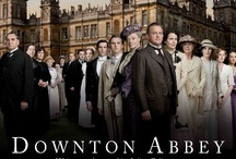 ~DOWNTON~ABBEY~ / If you have not watched this amazing series, you are missing out! I love it! / by Connie Jones-Matias
