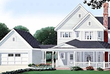 dream home - house plans / by Dawn Fifer