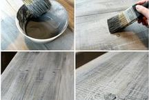 Home... tips and DIY / by Julie Normand