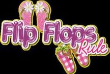 FLIP flops... / by Jana Jannsen