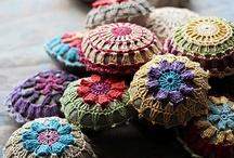 Crochet / by SweetGeorgia Yarns