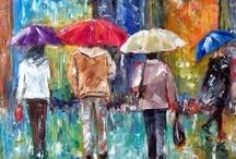 Raining Art / by Martha Petersen