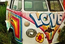 We live out in our old van... / by Candace Partridge