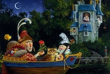 Illustrations Whimsical / by Martha Petersen