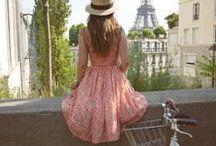 Dreaming of Paris / Paris and romantic gestures  / by Jacqueline Taylor Griffin