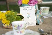 Beatrix Potter Party / by Jacqueline Taylor Griffin