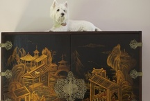 Chinoiserie Chic Style / My passion for the modern approach to Chinoiserie in interior design, a look I call Chinoiserie Chic. / by Beth Connolly // Chinoiserie Chic
