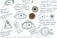 <MY INSPIRATIONS> drawing tips / by Melissa Martin