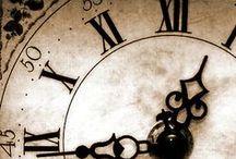<3 LOVE> clocks, watches / by Melissa Martin
