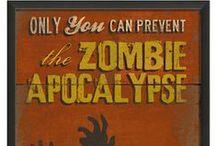 This is Halloween: Zombie Apocalypse / by Heather Angel