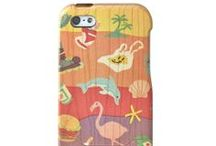 Limited Edition iPhone 5/5s Woodprint Cases / by Grovemade