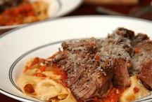 Recipes - Meaty / meaty goodness / by Leslie Stephenson