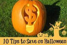 Halloween Treats & Crafts / by Melissa Hurst {SavingCentsWithSense.net}