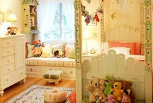 kid's rooms / by Kim Graf