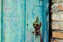 fabulous doors / by alyson j.