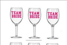 Bachelorette Party Ideas / The last fling before the ring. She's tying the knot buy her a shot...errrr bottle of wine! / by Sleepy Creek Vineyards & Winery