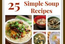 Soups  / by Star Rose