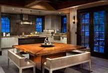 Kitchens / Kitchens designed by Locati Architects / by Locati Architects