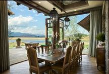 Dining Rooms / Dining Rooms designed by Locati Architects / by Locati Architects