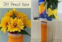 Teacher Appreciation Gifts / by Melissa Hurst {SavingCentsWithSense.net}