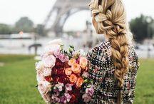 hair envy & ideas. / by Courtney Hayden