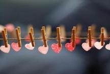 valentine love / by The French Tangerine (jan vrana)