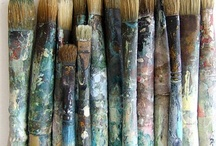 Paintable inspirations / by Marge Wickes