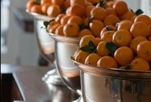 tangerines decor / by The French Tangerine (jan vrana)