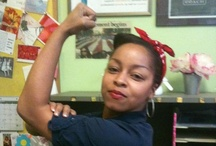 Mizzou Rosie the Riveters #Strong / by MU Women's Center