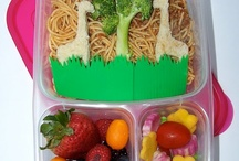 School Lunches / by Kelly Alteneder