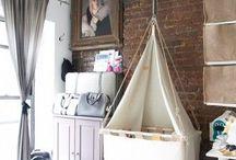 Nursery Ideas / by Lisa Rossiter