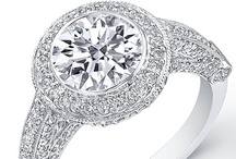 Art Deco Engagement Rings / by DIAMOND MANSION CO. Unique Engagement Rings