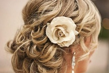 Wedding Hair Styles / by DIAMOND MANSION CO. Unique Engagement Rings