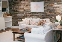 Living Room / by Hannah Benfield
