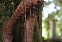 Boots & Lesser Footwear / by Tami Mitchell