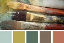 Palettes and Colors / by Chelsea Berkompas