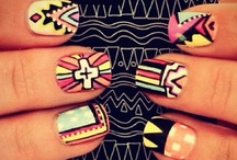 Nails, Nails, and Nails!!! / by Gaiten Howard