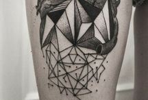 Permanent Impressions / Tattoos I Adore  / by Natalie Jane