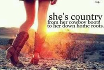Let Me Show You How Country Feels... / by Sydney Hart