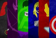 Hero Up / Marvels Avengers , Spider-Man and F4 / by Sami the Fangirl