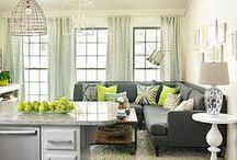 Home: Family Room / by Emily Thompson