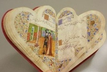 Book Binding Inspiration / by Amy