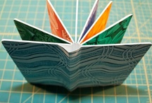 Book Binding Instruction / by Amy