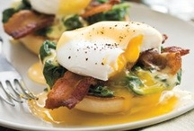 eat it! breakfast / by Emily Dombeck