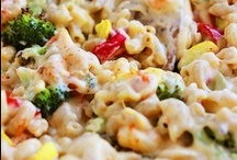 Freezer Meal Ideas / by Author and Blogger K.M. Logan