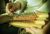 Loom Knit Weave Love / by Nancy Carrillo