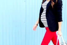 fashion - maternity / by Emily Dombeck