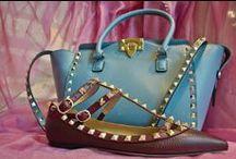 Handbags  / by Laura Vinroot Poole