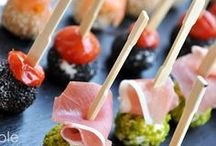 Appetizers and finger food / by Rossella Orabona