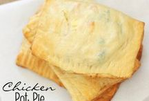Recipes / by Jessica Swavely Alexiadis